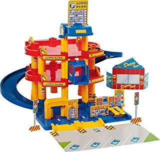 Wader Standard Garage Playset With Cars