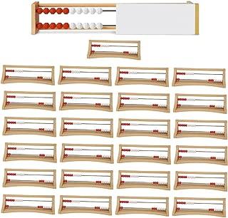 ETA hand2mind 20-Bead Rekenrek Class Kit with 25 Plastic Frames and a Teacher Demonstration Frame
