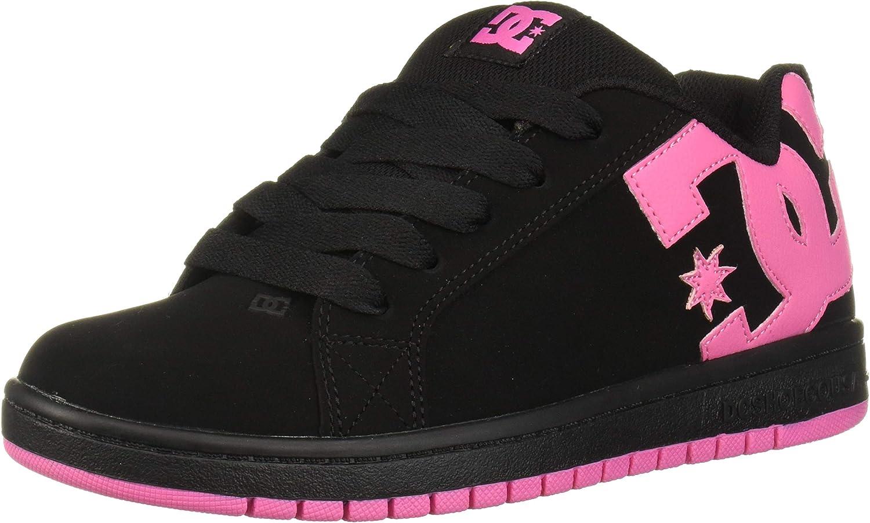 Quality inspection DC [Alternative dealer] Unisex-Child Court Shoe Graffik Skate