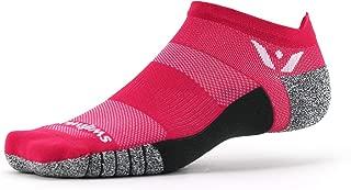 Swiftwick- FLITE XT ZERO | Socks for Fitness, Running, Golf | Fast Dry, Non-Slip, No-Show