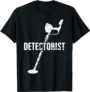 DETECTORIST | Metal Detecting T-Shirt
