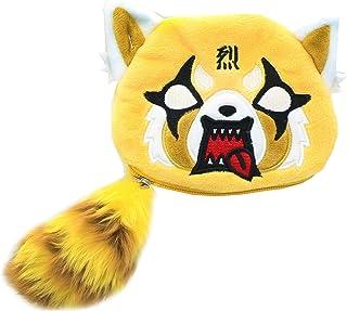 GUND Aggretsuko Face Pouch