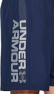 Under Armour Men's Woven Graphic Wordmark Short Ultralight Running Shorts for Men, Breathable and Modern Men's Gym Wear
