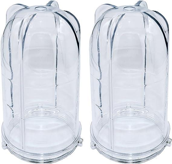 Blendin 2 Pack Replacement 16 Ounce Tall Jar Cups