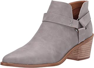 Report Women's ORLEANA Ankle Boot, Grey, 8.5 M US