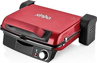 Sinbo Ssm-2536 Tost Makinesi, Kırmızı