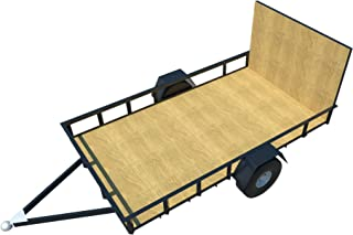 Best diy utility trailer Reviews