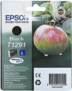 Epson Toner Cartridge - T-1291, Black