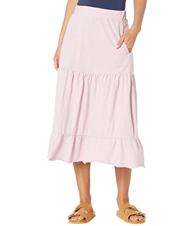 Toad&Co Primo Tiered Midi Skirt