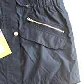 Regatta Kids Tamora Waterproof and Breathable Fishtail Hem Hooded Outdoor Jacket