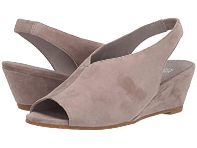 Eileen Fisher Clay (Taupe Suede) Women