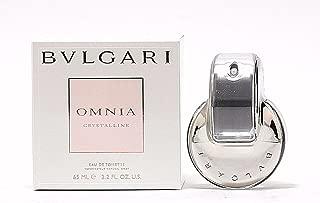 New OMNIA CRYSTALLINE by BVLGARI 2.2 Oz Eau De Toilette (EDT) Spray for Women