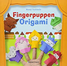 Fingerpuppen-Origami: Über 20 Faltfiguren + 25 Blatt Papier