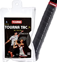 Tourna Tac 10 Pack Tacky Feel Tennis Grip X-Large
