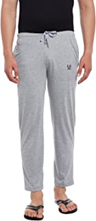 VIMAL JONNEY Solid Cotton Trackpant for Men