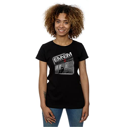 1685416f Eminem Women's Marshall Mathers 2 T-Shirt