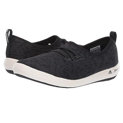 adidas Outdoor Terrex CC Boat Sleek Parley (Black/Carbon/Chalk White) Women