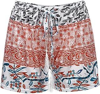 e8959da59eaab1 Amazon.fr : Orange - Shorts et bermudas / Femme : Vêtements
