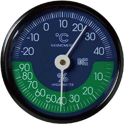 アイシー 温湿度計 サーモ470 -25~45℃