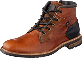 Wild Rhino Men's Campus Boots, Brown