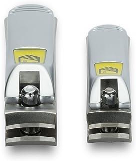 Harperton Nail Clipper Set - Fingernail and Toenail Clipper