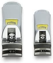 Harperton Klipit Nail Clipper Set - Fingernail + Toenail - Stainless Steel by Harperton