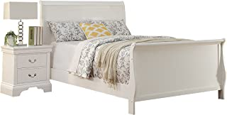 Poundex Beds, White