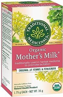 Traditional Medicinals Organic Mother's Milk, 20 tea bags, 35g