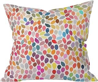 "Deny Designs Garima Dhawan Mindscape 2 Outdoor Throw Pillow, 16"" x 16"""