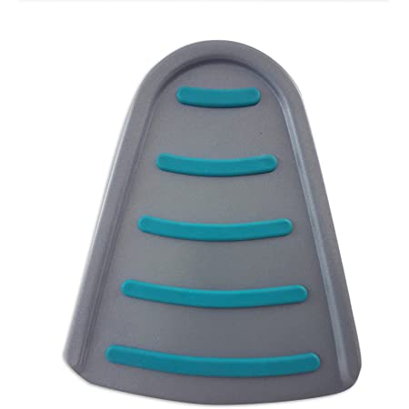 HOMZ Anywhere Spring Clip Iron Rest, Gray