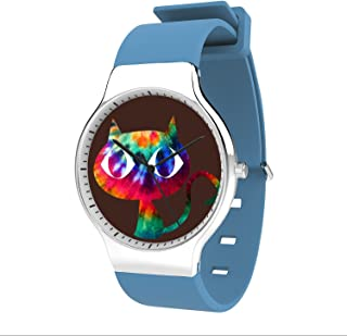 Watch Men'S Quartz Watches, Minimalist Slim Japanese Quartz Youth Silicone Watches, Fashion PracticalWaterproof Boys Watch Customized Watches