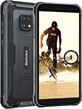 Unlocked Phone Rugged, Blackview BV4900 Smartphone, Android 10 Cell Phone, 5580mAh 4G GSM Cell...