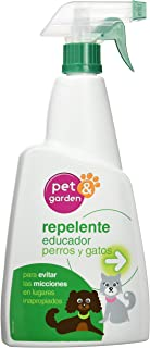 Flower 40559 40559-Repelente Perros y Gatos, 750 ml, No