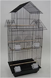 Best yml pagoda small bird cage with stand Reviews