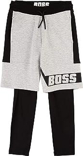 BOSS - Pantalón 2 en 1 para niño