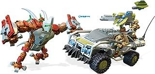 Mega Construx Halo Forgehog Vs. Banished Goliath Building Set