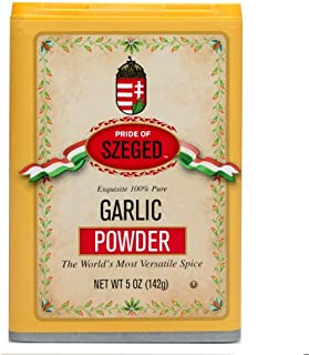 Szeged Garlic Powder, 5 ounces