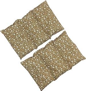 """Pack 2 unità - Cuscino termico """"MOST"""" - 26x16 cm (M/L) - pieno di noccioli di ciliegia 330gr - effetto freddo/caldo . saco..."""