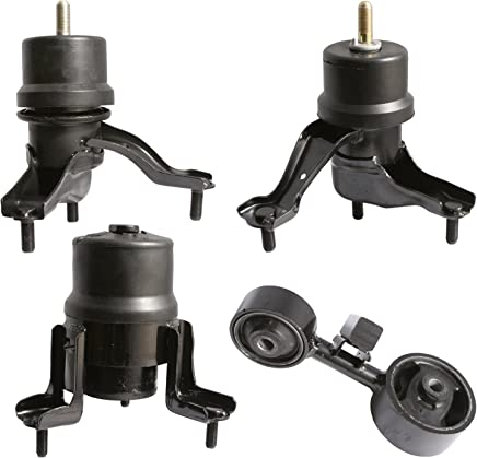 4pc Motor Mounts Set Kit for 02-06 Toyota Camry & 04-08 Solara