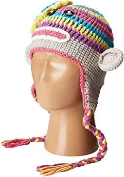 SCALA - Knit Monkey Peruvians (Toddler/Little Kids)