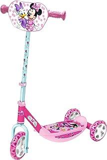 Smoby 750167–Mickey Mouse y Amigos Minnie Roller, 3Ruedas