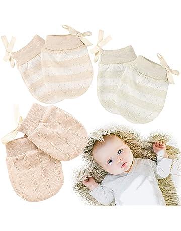 a008baa65b6a9 Kalevel 3色3組 新生児 ミトン 手袋 赤ちゃん かきむしり 防止 ベビー ミトン メッシュ オーガニックコットン