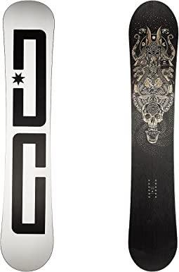 Space Echo Snowboard 154