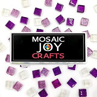 Best purple glass tile Reviews