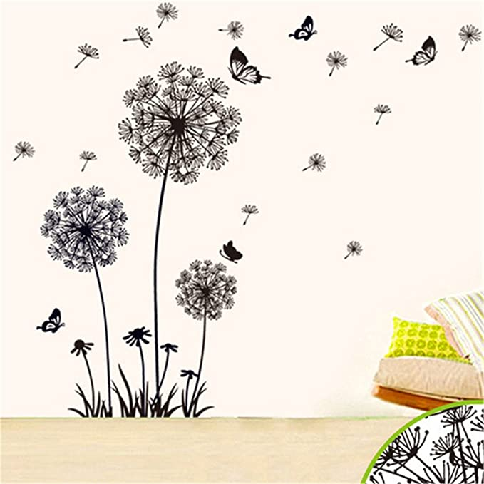 460 opinioni per GUANGMU Adesivi Murali da Parete Removibili Sticker Decorativi Parete