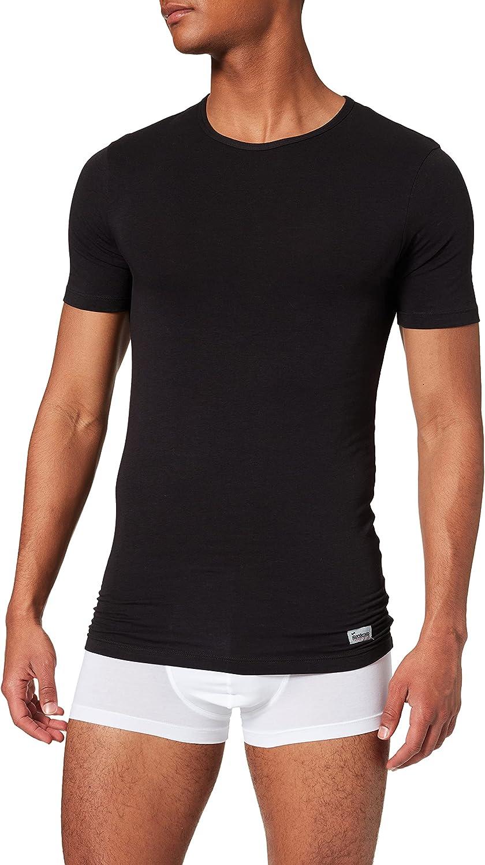 Abanderado - Mens Thermal Undershirt Vest TERMALTECH Advanced Short Sleeve