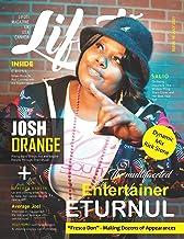 Lifoti Magazine: Eturnul Cover Issue 16 July 2021