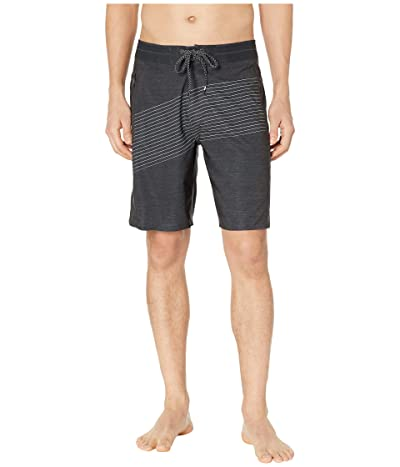 Rip Curl Mirage Fanning Invert Boardshorts (Black) Men
