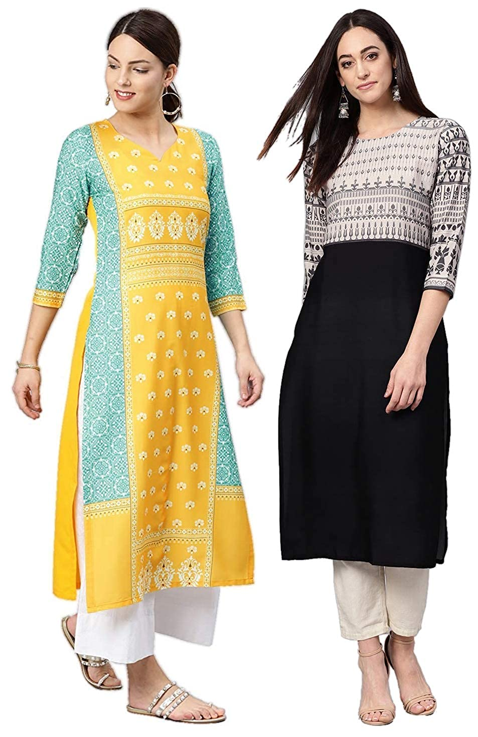 Girlistan - How To Select The Perfect Kurtis For The Occasion