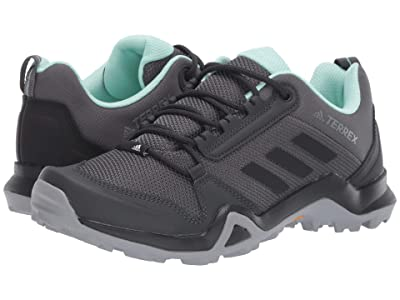 adidas Outdoor Terrex AX3 (Grey Five/Black/Clear Mint) Women